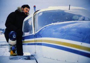 Arctic Ice Pilot - Rule 1: Warm feet